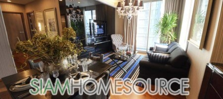 Newly Finished, Classy 3 Bedroom Thonglor Condo