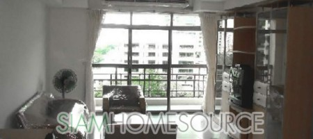 Spacious 3 Bedroom, 2 Bath Phrom Phong Condo