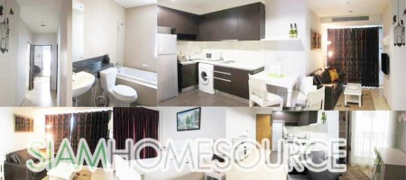 2 Bedroom 2 Bath Ekkamai Condo close to Thonglor