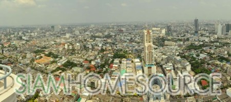 Beautiful Dream Home – Exclusive Riverside Bangkok Penthouse for Sale