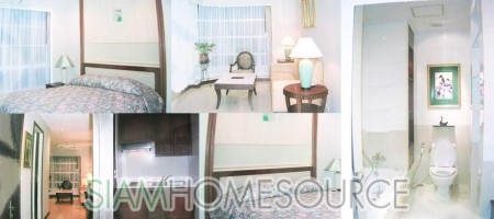 Two Bedroom Asoke Condo 5 Minutes from Asok BTS Station
