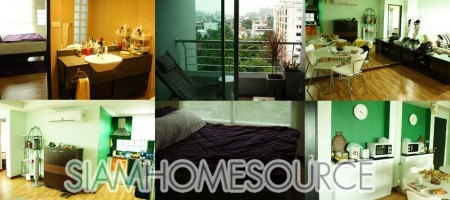 Top Floor Low Rise Ratchada Condo for Sale WITH TENANT
