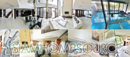 BEAUTIFUL – AMAZING – ONE-OF-A-KIND MANSION in the HEART of BANGKOK
