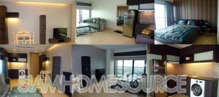 Amazingly put Together 1BR Condo in Noble Reveal Ekkamai