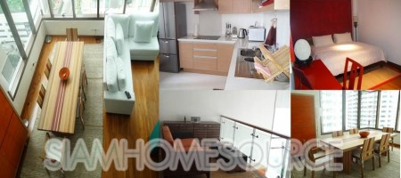 Bangkok's Most Wanted! – Stunning 2BR Phrom Phong Duplex for Sale