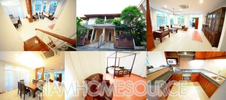 Very Nice 3 Bedroom Nana Townhouse – Quiet & Convenient Bangkok Home