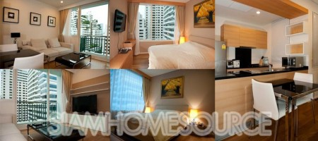 Very Nice, Modern 1BR Asoke Condo – Ready to Move In
