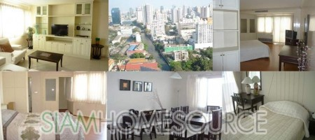 High Floor 2BR Wireless Road Condo with Great View
