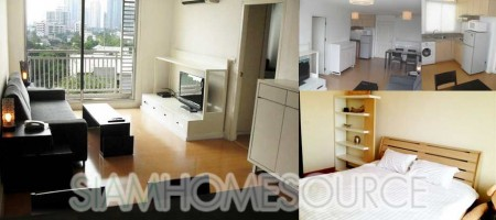 Affordable 1BR Top Floor Thonglor Condo 300m from Thong Lo BTS