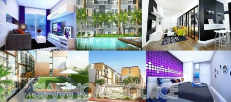 The Trust Residence – North Pattaya – by Q House