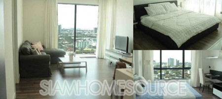 2BR Luxury Condominium in The Room 62 @ Punnawithi BTS