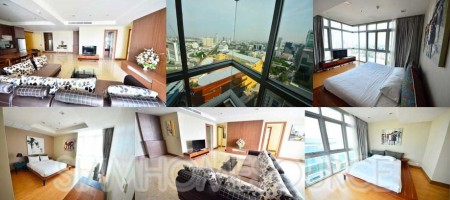 Spacious 3BR Condo – Nusasiri Grand for property & Sale