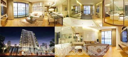 Brand New Elegent 2BR Condo at The Address Sathorn