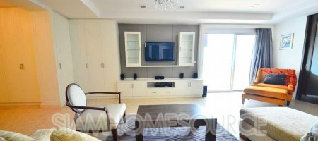 Spacious, Open & Airy 3BR Condo at Nusasiri Grand for Sale