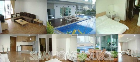 Affordable 3BR Asoke Apartment – Nice & Quiet