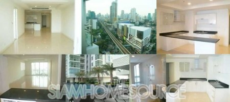 Never Lived In – Spacious 2BR Unfurnished Condo at Nusasiri Grand – Great Price