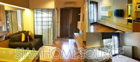 Affordable, Cute & Cozy 1BR Phrom Phong Condo