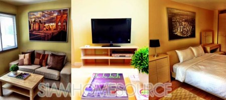 Very Well Decorated 1BR Thonglor Condo only 300meters to Thong Lo BTS
