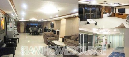 Ultra Spacious 305 Square Meter Asoke Condominium