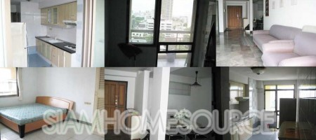 RENOVATE THIS: Spacious Phrom Phong 2BR Condominium – Great Location!