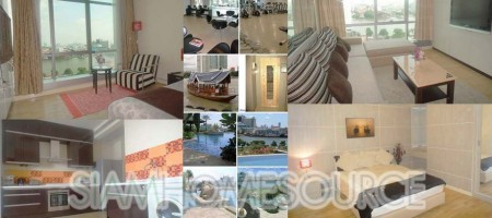 Perfect 2BR Chao Phraya River View Condo