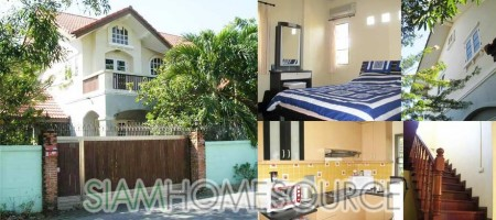 Lovely Affordable 3BR Bang Na House – Fully Serviced* Family Home