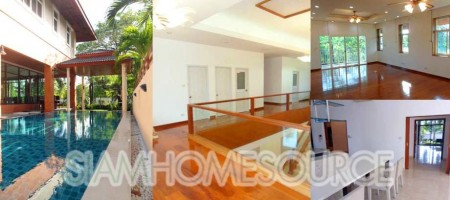 6BR Bangkok Detached House – 950 Square Meter Family Home