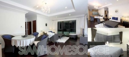 Beautiful High Floor 2BR Sathorn Condo