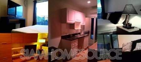 Brand New – Never Lived in 1BR @ The Seed Memories Siam