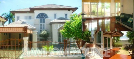 Affordable 3BR Bang Na Family Home – Detached House
