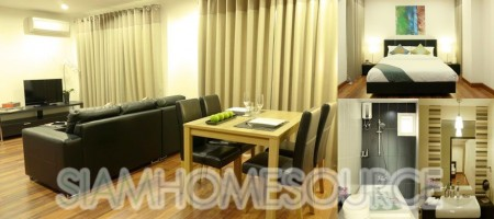 Affordable, Brand New 1BR Ekkamai Apartment
