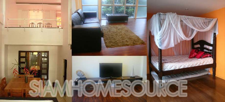 Spacious 4BR Phra Khanong Townhouse w/ All Amenities