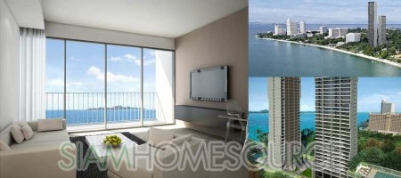 Zire Wongamat – Peaceful – Ultra Luxurious Pattaya Beachfront Condo