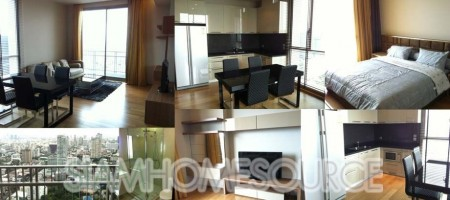 Affordable 2BR with Excellent View @ Sansiri Quattro – Thonglor Condo