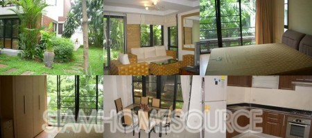Leafy 3BR Phaya Thai Townhouse – 300m to Victory Monument BTS