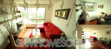 Gorgeously Designed 1BR Condo in the Heart of Thonglor