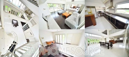 MUST SEE: Spacious 2BR Loft Style Condo in Phrom Phong