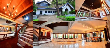 Quiet & Spacious 3BR 2-Story Phrom Phong House