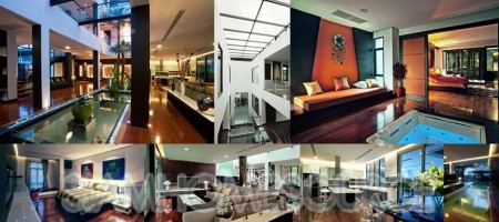 Ultra Lavish Ekkamai Villa in the Heart of Bangkok