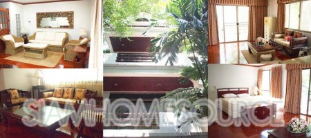 Bargain Priced 4BR Peaceful & Spacious House in Phrom Phong