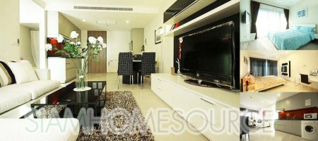 Great Investment: Lovely 2BR Tenanted Condo @ Noble Remix