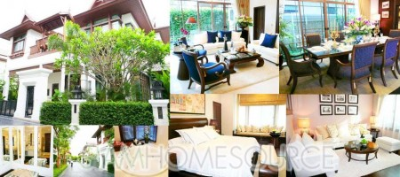 Beautiful, Classy & Spacious 4BR Narathiwat House