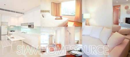 New, Cute & Bright 1BR Condo in Great Rama IV – Sathorn Location