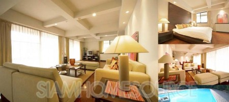 Very Spacious, Affordable 3(+1)BR Lower Sukhumvit Apartment