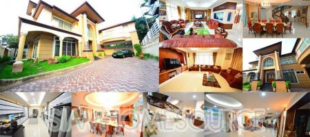 Ultra Impressive, MUST SEE 6BR Family House for Sale in Thonglor