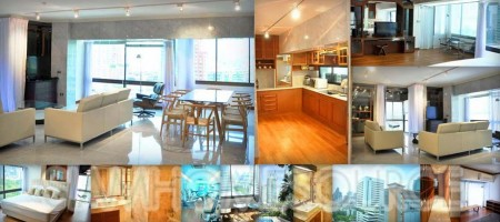 Beautiful One-of-a-Kind 4BR Chidlom Executive Condo