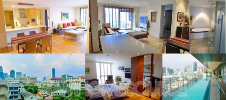 Superb, Well-Located 2BR Silom Luxury Condo – Nice View!