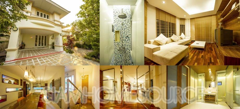 Beautiful Modern 3BR House in Srinakarin Road Mooban