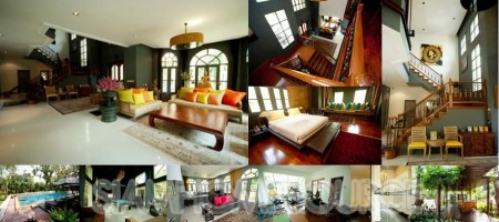 Spectacular 5BR Bang Na House on almost 2 Rai