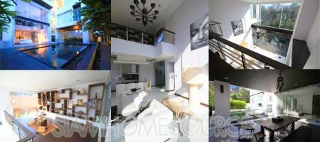 Beautiful, Modern Contemporary 4BR Designer Villa in On Nut